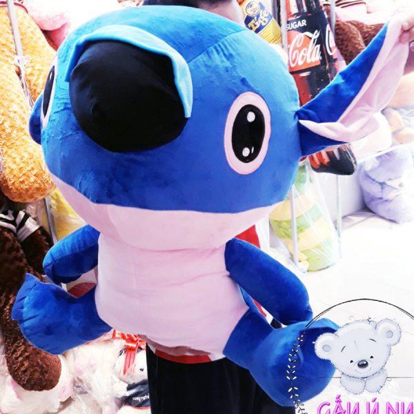 Stitch size 1 màu xanh tại Shop Gấu Ú Nu