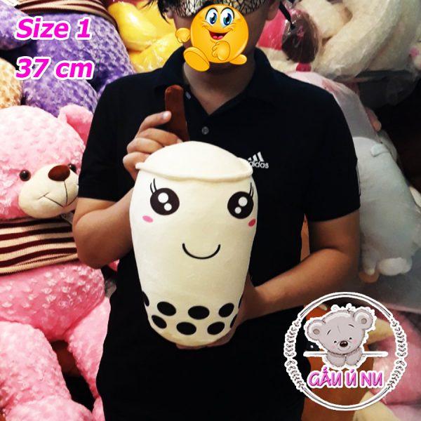 Size 1 - Ly Trà Sữa Mini (cao 37cm)